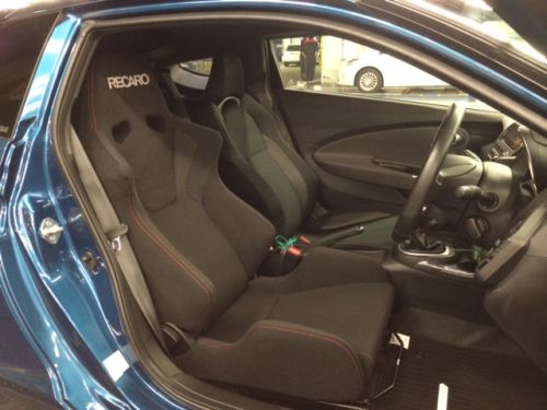 RECARO SR-6 ASM Limited IS-11       ¥112,320