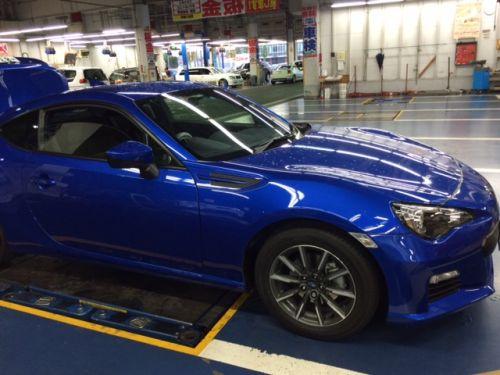 BRZ 運転席用ベースフレーム  品番2080.025.2     ¥21,600