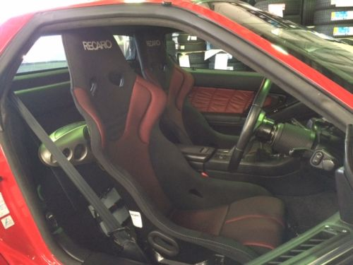 RECARO  RS-G SK2 RED (with out FIA sticker)  ¥123,120