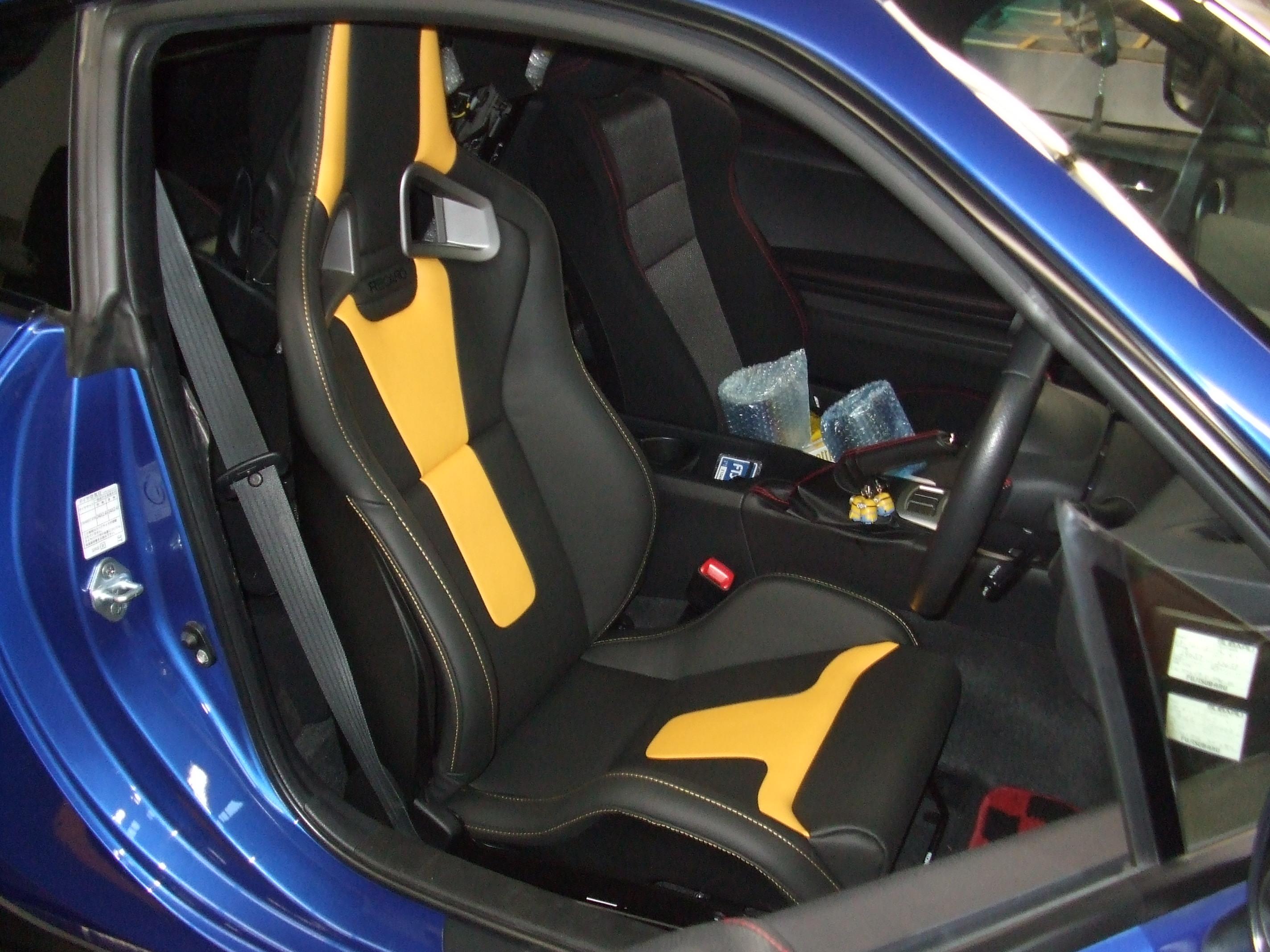 スバル・BRZに「Sportster Limited Edition」を装着です!