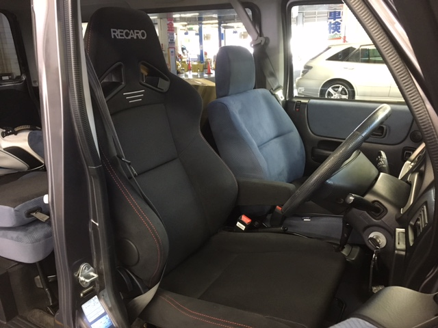 RECARO SR-7F ASM IS-11 GK A/R    ¥103,680