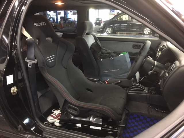RECARO RS-G ASM IS-11 GK     ¥123,120