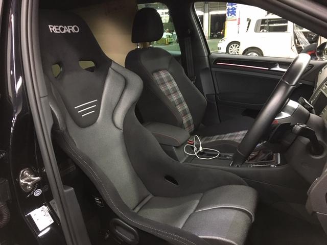RECARO RS-G GK100 Silver W/O FIA Sticker    ¥125,400