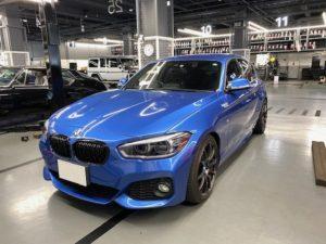 BMW1シリーズにRECARO