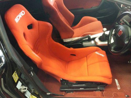 RECARO TS-GS RED(FIA無し) RECARO バックレストカバー(RED)