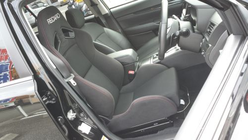 RECARO SR-7 ASM Limited IS-11