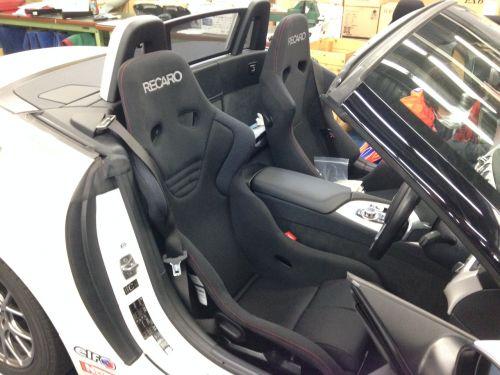 BMW Z4 × RS-G ASM IS-11 & SR-6 ASM IS-11