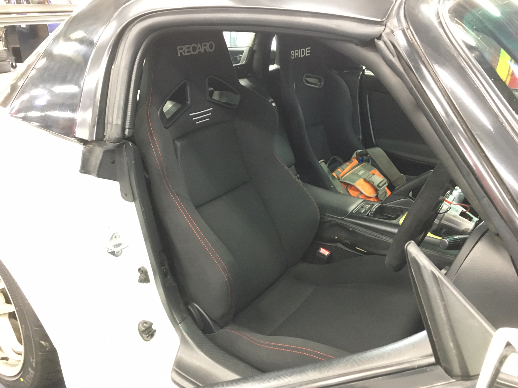 RECARO  SR-7F ASM LIMITED IS-11